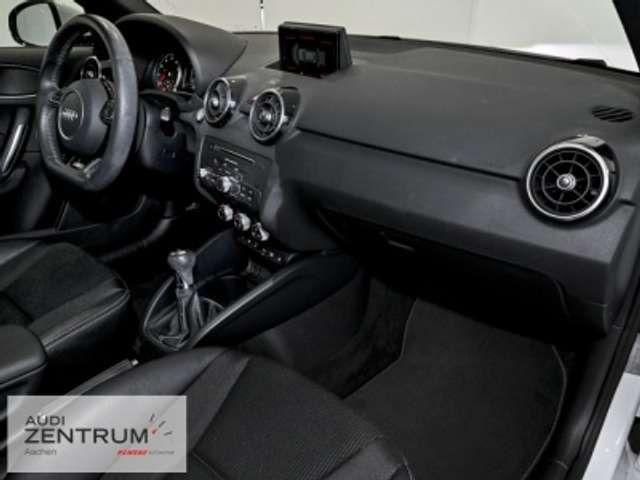 Audi A1 Sportback 1.4 TFSI sport Navi, Bi-Xenon, Panora