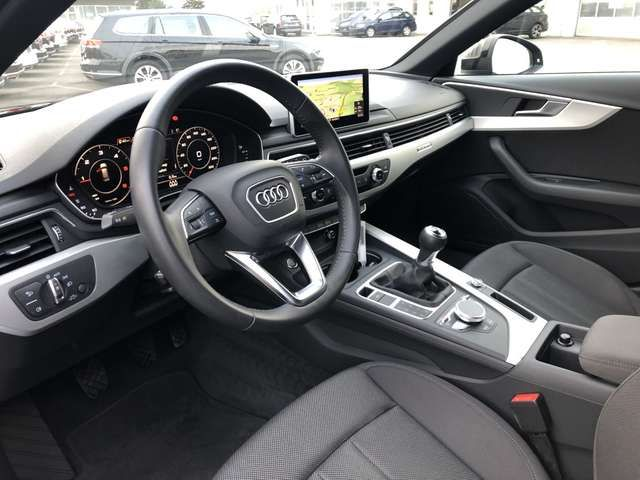 Audi A4 Allroad 2.0 TDI quattro AHK Virtual Navi USB
