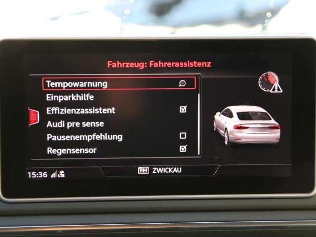 Audi A5 Sportback 2.0 TDI Sport, Xenon, Navi, Sitzheiung