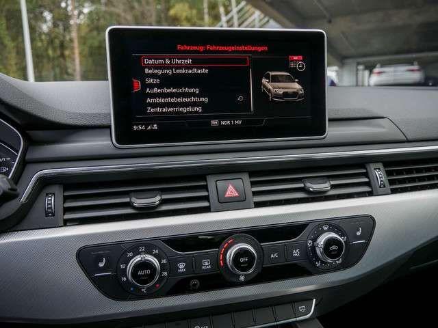 Audi A4 Avant 2.0 TDI design FSE PDC SHZ NAVI LED