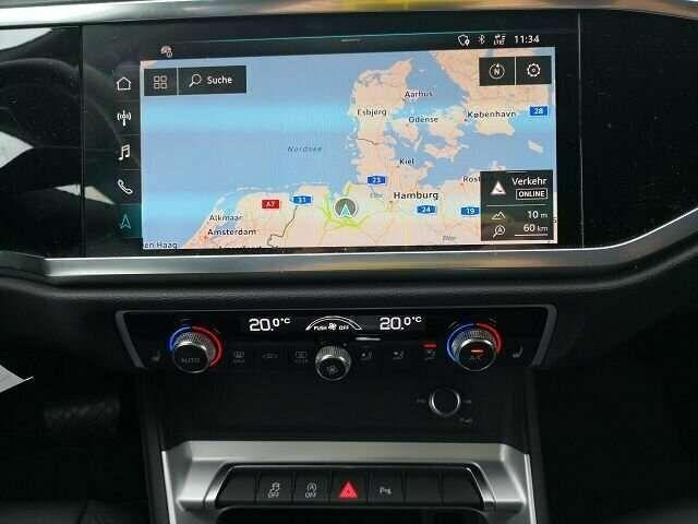 Audi Q3 35 TFSI adavanced S-Tronic Navi Leder LED AHK