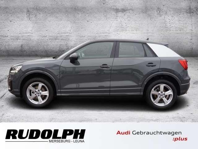 Audi Q2 35 TFSI sport 1.5 S tronic LED Navi DAB Keyless SH
