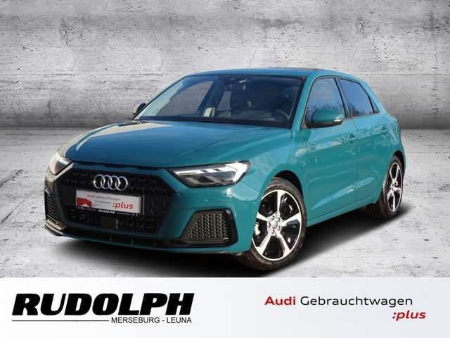 Audi A1 Sportback 35 TFSI advanced 1.5 S tronic LED PDCv+h