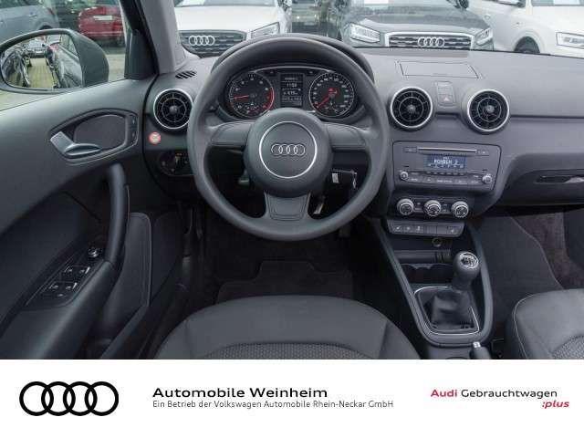 Audi A1 1.0 TFSI Sportback Einparkhilfe Klimaautomati