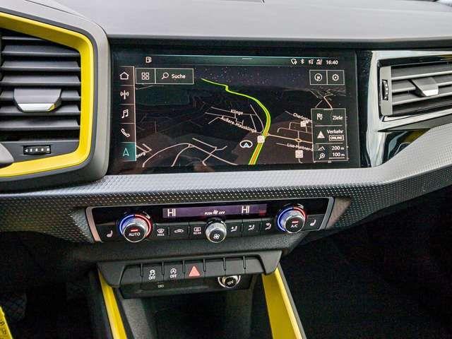 Audi A1 30 TFSI S tronic virt cockpit Navi