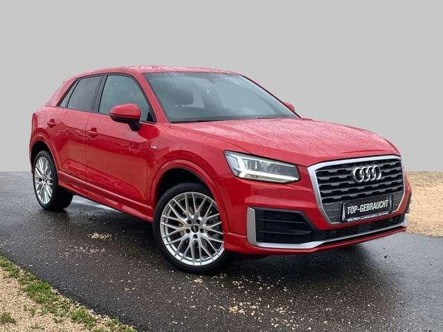 Audi Q2 sport 1.6 TDI S-LINE / ACC / NAVI / LED / PDC