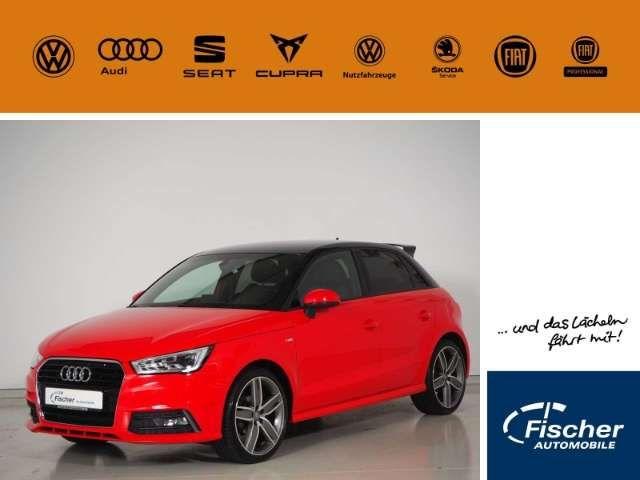 Audi A1 Sportback 1.0 TFSI ultra admired plus 5-Gang