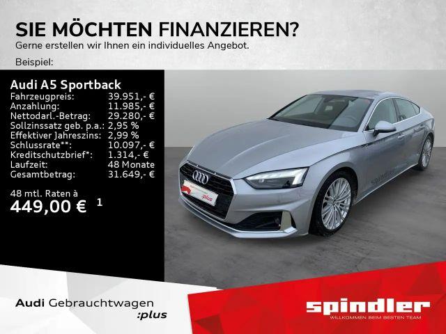 Audi A5 2020 LPG