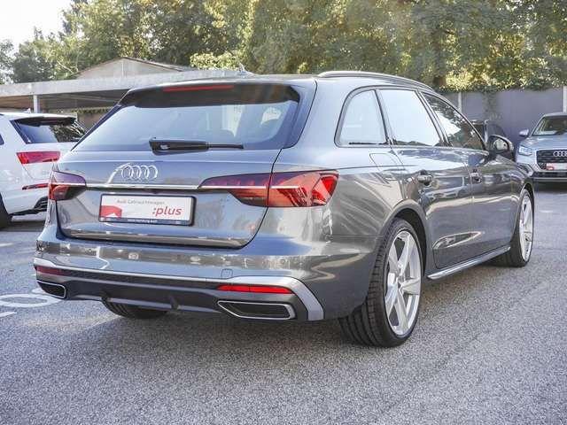 Audi A4 Avant S line 40 TDI S tronic NAVI-PLUS