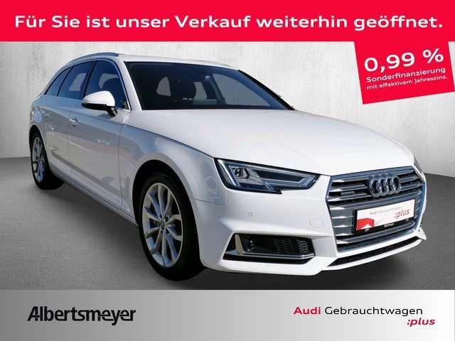Audi A4 Avant Sport 40 TDI+S-TRONIC+QUATTRO+LED+PANO+DAB