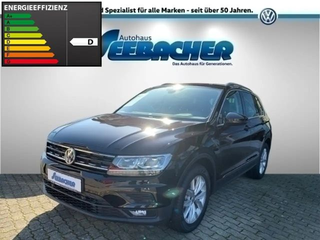 Volkswagen Tiguan 2020 Benzine
