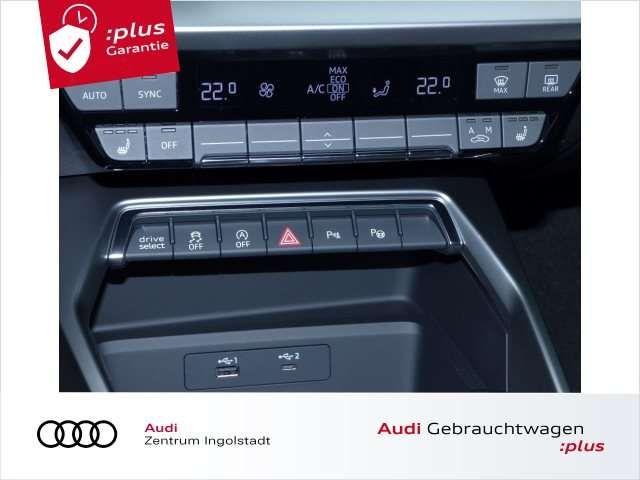 Audi A3 Sportback 35 TFSI LED NAVI Optik-schw. S line