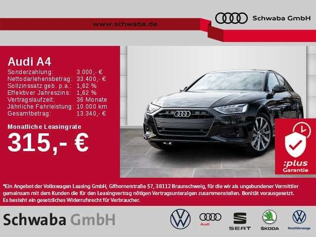 Audi A4 Limousine advanced 40 TDI *LED*NAV*LEDER*ACC*
