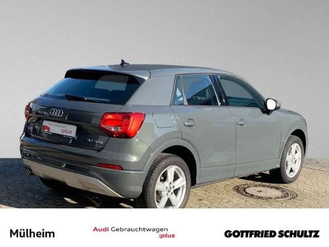 Audi Q2 1.0 TFSI S-tronic NAVI MUFU TEMP+VIRTUAL