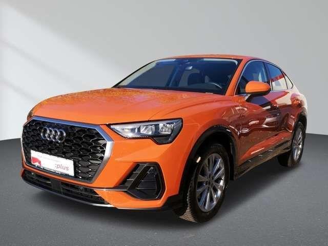 Audi Q3 35TDI S tronic virtualC. Navi Leder