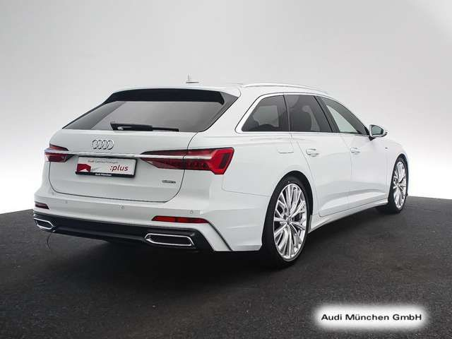Audi A6 Avant 55 TFSI qu. 2x S line Pano/StdHzg/HUD/M