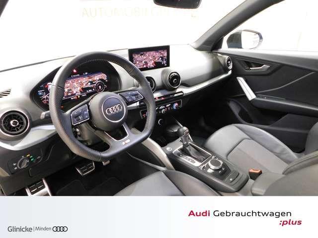 Audi Q2 1.6 TDI S line S tronic PANO LED Navi
