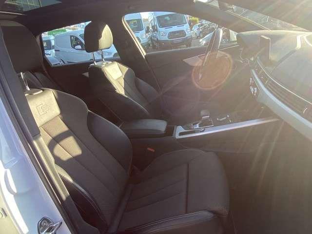 Audi A4 Avant 40 TDI S tronic sport