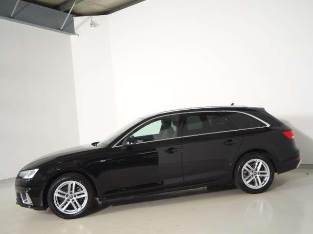 Audi A4 Avant 40 TFSI S-line S-Tronic Leder/XEN/NAV
