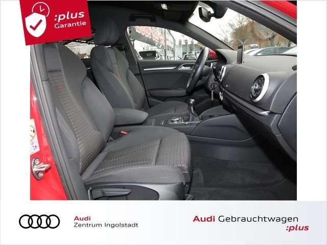 Audi A3 Sportback 1.5 TFSI 2x S line LED NAVI Sport