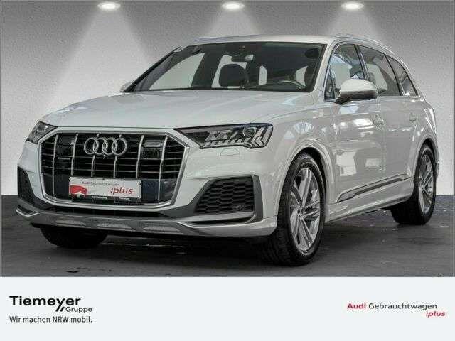 Audi Q7 50 TDI qu S LINE LUFT STANDHZG BOSE ACC TOUR