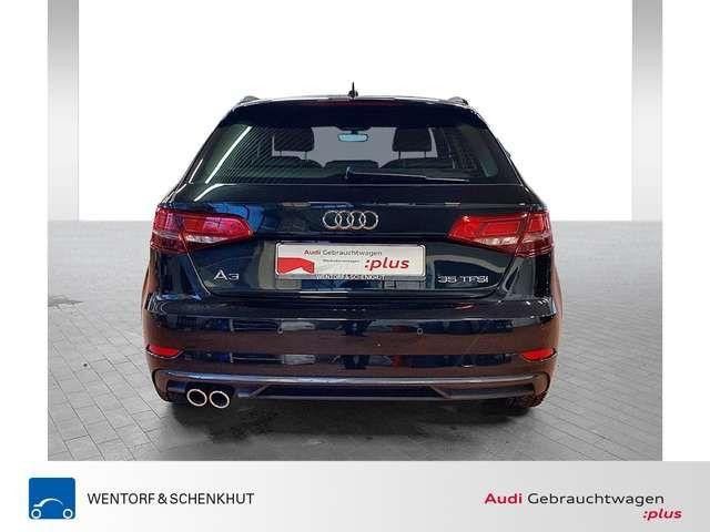 Audi A3 Sportback 1.5 TFSI design MMI Navi+ Optik schwarz