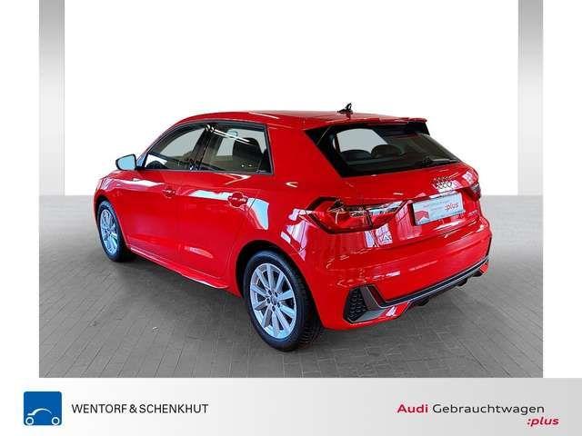 Audi A1 Sportback 25 TFSI S-Line MMI Radio+ GRA AudiSound