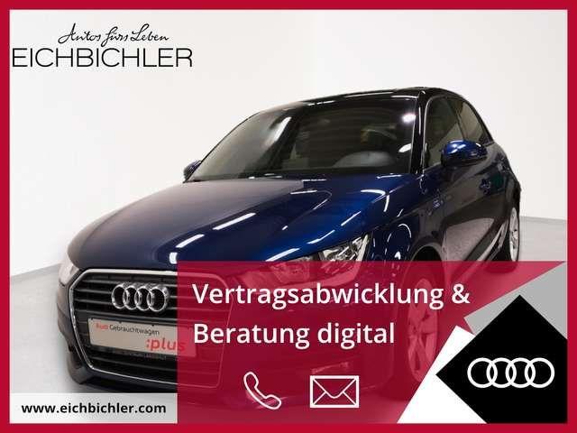 Audi A1 Sportback 1.6 TDI sport Navi Keyless Sportsitze