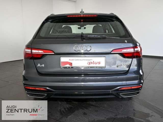 Audi A4 Avant 40 TDI advanced S tronic Euro 6, MMI Navi