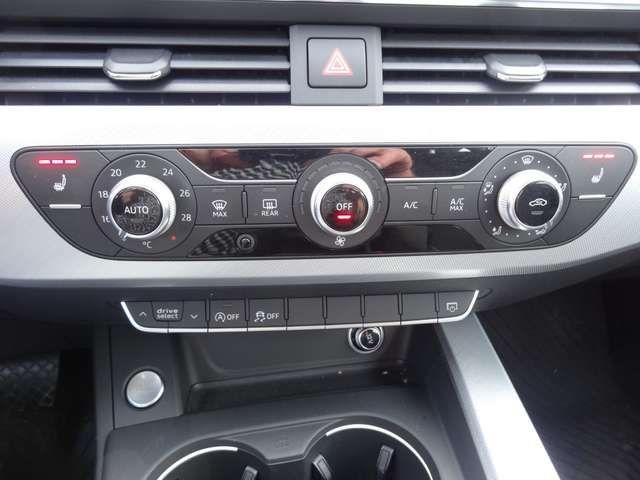 Audi A4 Avant 2.0TDI STronic Quattro STHZ AHK LED Navi