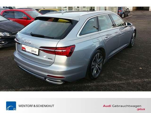 Audi A6 Avant 45 V6 TDI quattro Sport S-Line Tour Stadt Ma