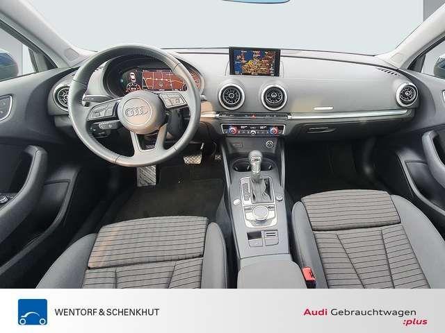 Audi A3 Limousine 2.0 TDI Navi+ VC DAB Sitze elektrisch