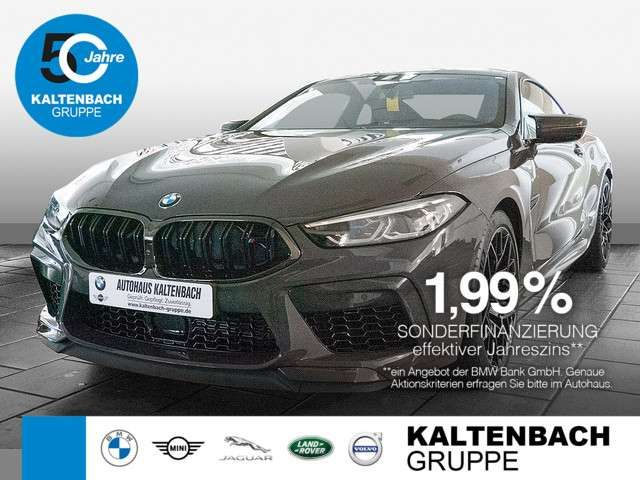 BMW M8 2020 Benzine