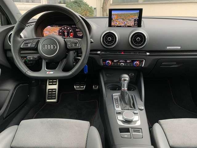 Audi S3 Limousine 2.0TFSI qua S-trc Navi LED Pano CAM