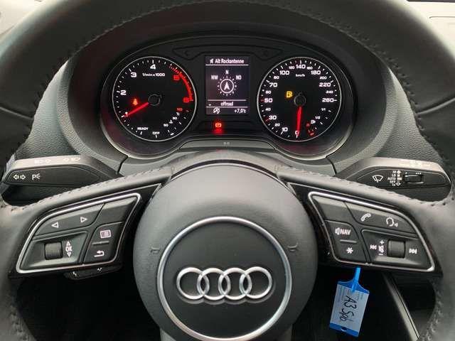 Audi A3 30TDI Sport EU6d AHK GRA Navi DAB X