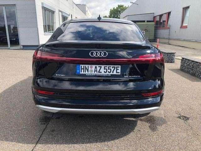 Audi e-tron Sportback advanced 55 quattro 300 KW