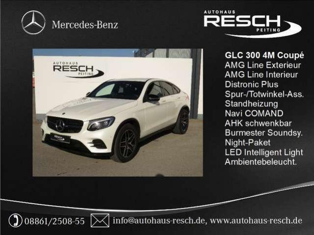 Mercedes-Benz GLC 300 2017 Benzine