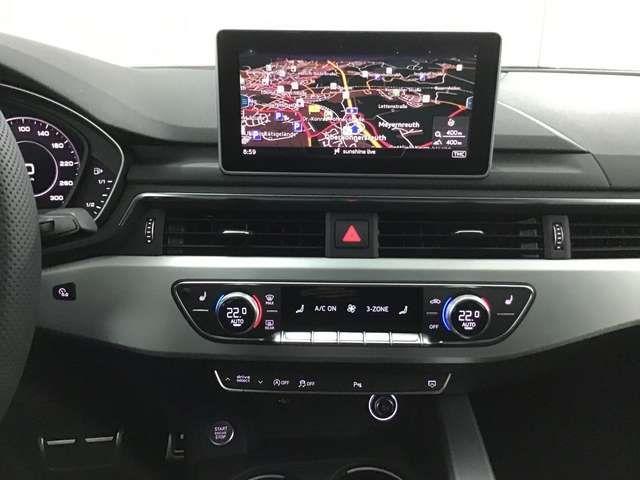Audi A4 Limo 40 TDI S-TR 3xS-LINE 5JG+MATRIX+NAVI+ACC