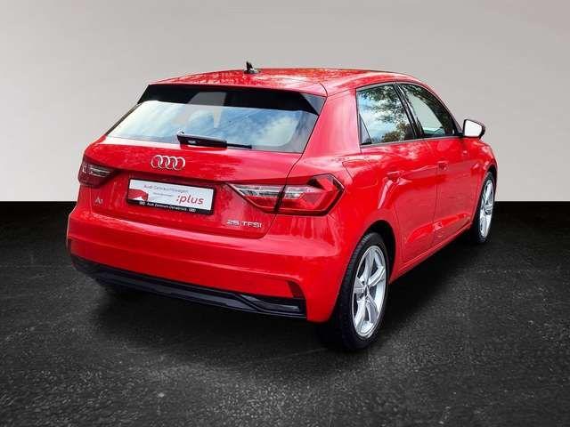 Audi A1 Sportback 25 TFSI advanced VirtualCP DAB RFK SHZ