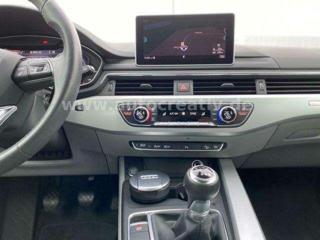 Audi A4 allroad quattro Virtual LED Navi AHK 8x Alu