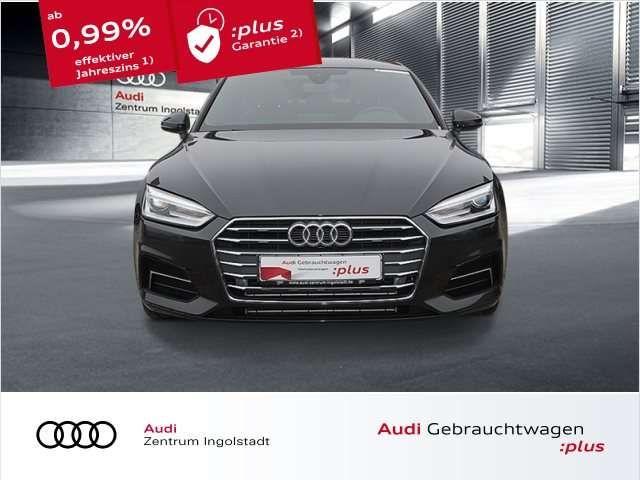 "Audi A5 Sportback 40 TFSI S line NAVI+ AHK 19"" DAB Sport"