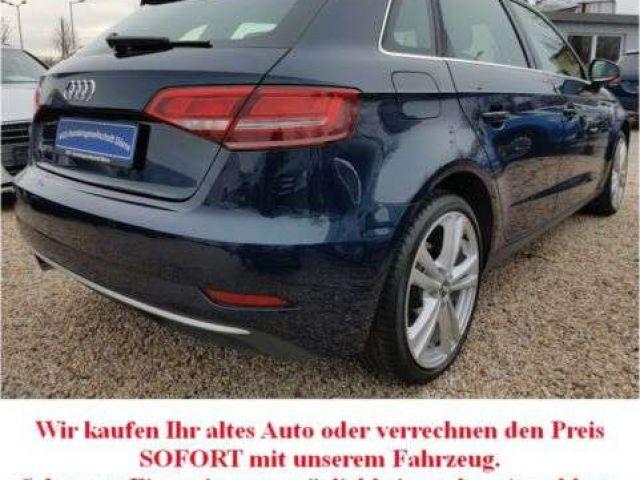 Audi A3 Sportback design Leder Navi Side Assist Xenon