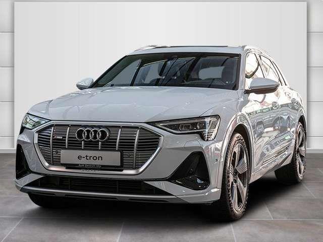 Audi e-tron S line 55 quattro 300 MATRIX PANO NAV+