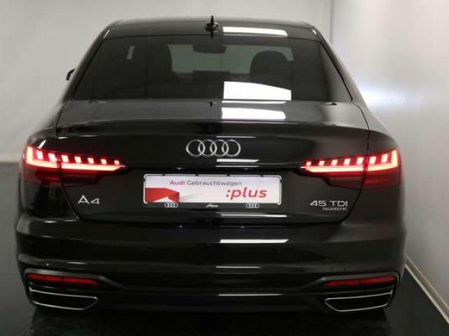 Audi A4 45 TDI advanced quattro tiptronic Pano Navi LED
