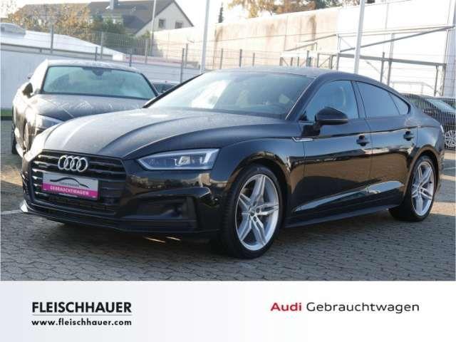 Audi A5 Sportback quattro sport 3.0 TDI Black Edition S li