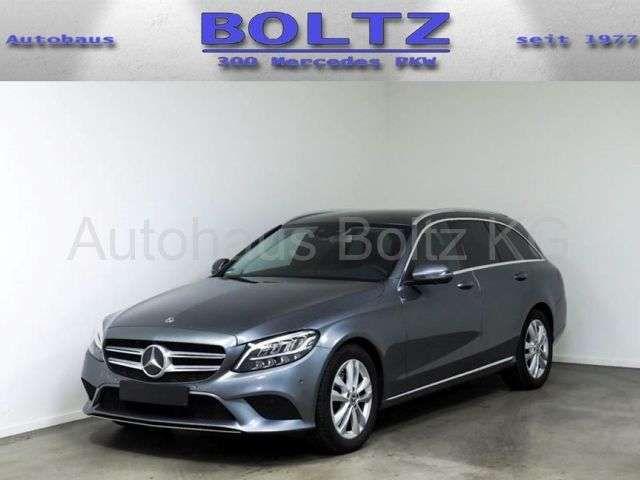 Mercedes-Benz C 220 2019 Diesel