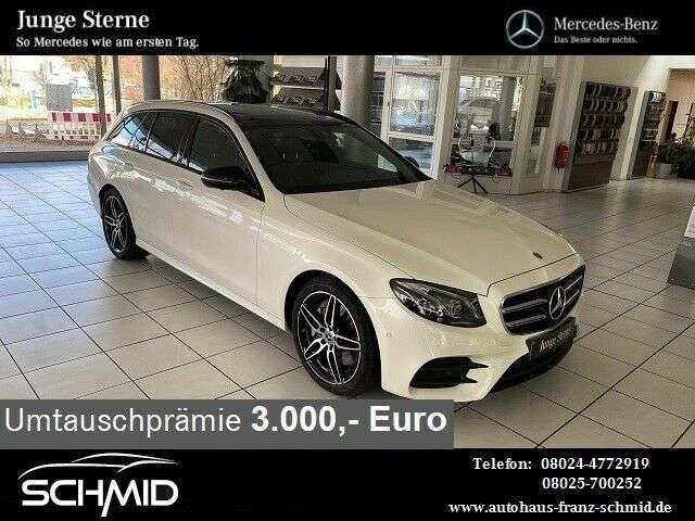 Mercedes-Benz E 350 2019 Diesel