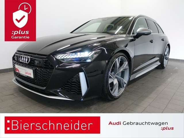 Audi RS6 305KM/H KERAMIK HD-MATRIX RS-SITZE B&O PANO HEAD-U