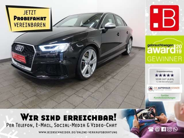 Audi RS3 Lim. MATRIX VIRTUAL MAGNETIC-RIDE 19 ACC NAVI LEDE
