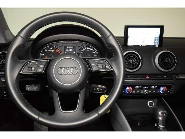 Audi A3 Sportback 1.6TDI design S tronic Navi LED PDCv+h L